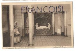 Belgique. Melsbroeck. Le Pensionnat Des Ursulines. Vestibule De La Chapelle. - Schools