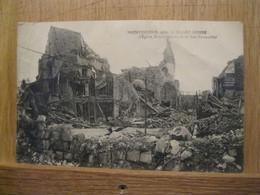 MONTDIDIER  APRES LA GRANDE GUERRE - War 1914-18