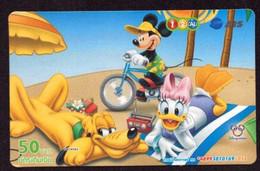 TK -  N0226 DISNEY - Tailand - Prepaid 12call - Disney