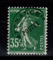 Preo YV 63 Semeuse N** Cote 16 Euros - 1893-1947