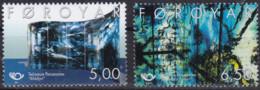 Färöer, 2002, 421/22, Norden, MNH **. - Färöer Inseln