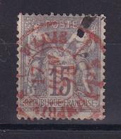 D 127 / SAGE N° 66 CACHET ROUGE COTE 40€ - 1876-1878 Sage (Tipo I)