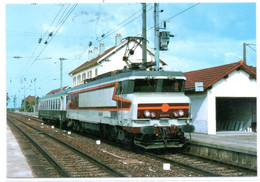 Frasne - Train Des Frontaliers  -  Vallorbe    - CPM°r - Sonstige Gemeinden