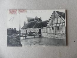 Château De Montliard Vue De Derrière Couture Saulniée - Andere Gemeenten
