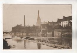 7464, FOTO-AK, WK I, Wervik (französisch Wervicq), Flandern - War 1914-18