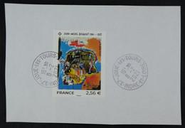 France 2021 Jean Michel Basquiat  Oblitéré - Used Stamps