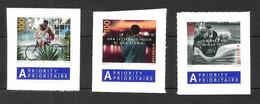 Suisse N°1832 à 1834 Neufs** - Unused Stamps