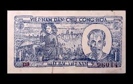 # # # Alte Banknote Aus Nordvietnam (North Vietnam) 1 Dong 1948 # # # - Viêt-Nam