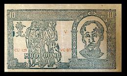 # # # Alte Banknote Aus Nordvietnam (North Vietnam) 20 Dong 1948 AU- # # # - Viêt-Nam