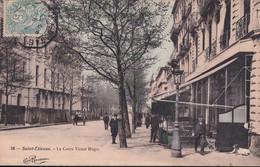 SAINT ETIENNE                    LE COURS VICTOR HUGO         COLORISEE      CHERI ROUSSEAU - Saint Etienne