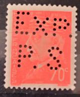 France 1941-42 Petain N°511  Perforé De L'exposition De Saumur  ** TB - Ungebraucht