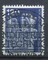 """Germany Berlin 1974 Mi Nr.503 """"Freimarken-Industrie Und Technik,Chemieanlage   """" 1 Wert Used - Usati"""
