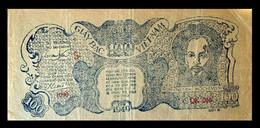 # # # Alte Banknote Aus Nordvietnam (North Vietnam) 100 Dong 1949 # # # - Viêt-Nam