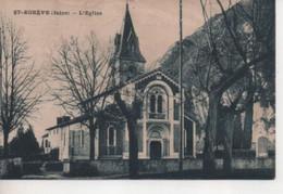 SAINT EGREVE (Isère) - L'Eglise - Sonstige Gemeinden
