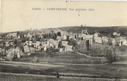 15 - SAINT-URCIZE - Vue Générale (Est) - Sonstige Gemeinden