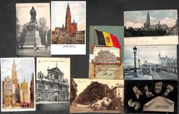 Anvers Antwerpen - Lot 9 PK's (kleine Prijs) - Antwerpen