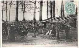 78 Foret De SAINT-GERMAIN-en-LAYE - Cabane De Bucherons - St. Germain En Laye