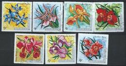 BURUNDI - ORCHIDEES - 1970-79: Afgestempeld