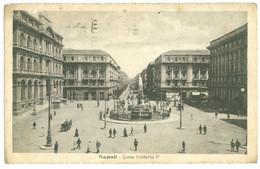 Napoli - Corso Umberto I° - Napoli