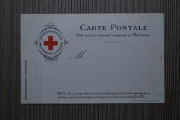 Guerre  1914-1918 - Carte Correspondance Prisonniers De Guerre - Croix Rouge - NEUVE +++  Parfait état  !!! - Documentos Históricos