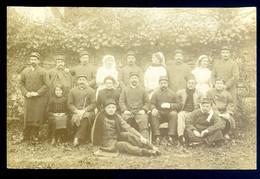 Cpa Carte Photo 14-18 Hôpital Militaire (3)  NOV20-64 - Oorlog 1914-18