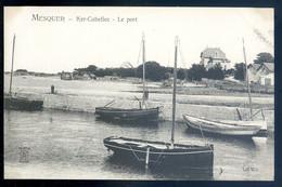 Cpa Du 44  Mesquer - Ker Cabellec - Le Port    NOV20-64 - Mesquer Quimiac