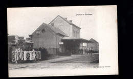 875-OOSTHAM-statie Station - Ham