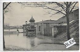 75016 . Paris :    Porte De Billancourt  . Inondations 1910 . - Arrondissement: 16