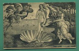 Italie Musée De Florence Botticeli Naissance De Vénus ( Coquillage ) - Firenze (Florence)