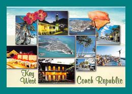 Islande Key West ( Multivues, Phare, Acrobate, Bar, Plage, Coquillage ) - Iceland