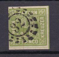 Bayern - 1850 - Michel Nr. 5 - Gestempelt - 20 Euro - Bavaria