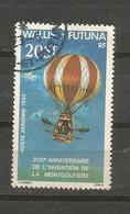 124   Montgolfière            (clascamerou4) - Gebruikt