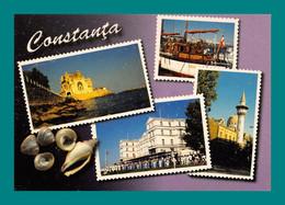 Roumanie Constanta ( Multivues, Coquillages ) - Romania