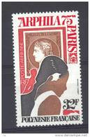 Polynésie  -  Avion  -  1975  :  Yv   92  ** - Unused Stamps