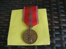 "Rumänien Romania Medaille 2.WK 1941 ""Romania Recunoscatoare"" Am Band Mit Originalverpackung - Sonstige Länder"