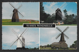 Great Britain - Sussex Windmills - Posted 1967 Transorma Sorted - Other