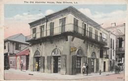 états Unis   New Orléans The Old Absinthe House - Other