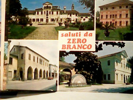 ZERO BRANCO Paese Treviso Saluti  Vedute  N1975  HY4164 - Treviso