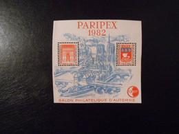 FRANCE BLOC-FEUILLET DE LA CNEP N°3 - PARIPEX 2 Ponts** - CNEP