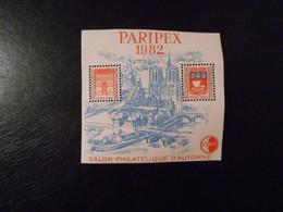 FRANCE BLOC-FEUILLET DE LA CNEP N°3A- PARIPEX 1 Pont** - CNEP