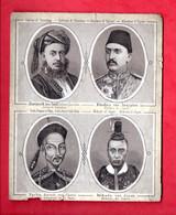 SULTAN DE ZANZIBAR - KÉDIVE DE L'ÉGYPTE - EMPEREUR DE LA CHINE - MIKADO DU JAPON - Réf. N°11181 - - History