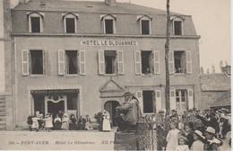 HOTEL          LE GLOUANNEC.    CONCERT - Pont Aven