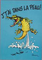 ILLUSTRATEURS FRANQUIN LES MONSTRES J'T'AI DANS LA PEAU - Other Illustrators