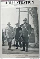 Le Grand Usinier De La Guerre - M. Albert Thomas - Général Dumézil - Page Original 1916 - Documentos Históricos