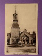 56  CPA   Environs De PLOËRMEL  Église Du Vieux Taupont     Très Bon état - Autres Communes