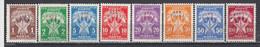 Triest B 1952 - Portomarken/Postage Due, Mi-Nr. 11/18, MNH** - Ungebraucht