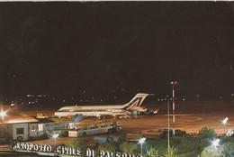CPSM ITALIE PUNTA RAISI PALERMO AEROPORTO DI NOTRE - Palermo