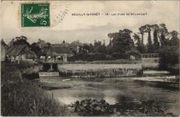 CPA Neuilly-la-Foret - Les Vides De St-Lambert (141389) - Other Municipalities