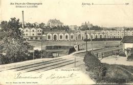 10249 CPA Epernay - Champagne Mercier - Epernay