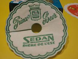 ETIQUETTE ANCIENNE BIERE BRASSERIE COLLERETTE SEDAN PRINCE'S BEER ARDENNES - Bier
